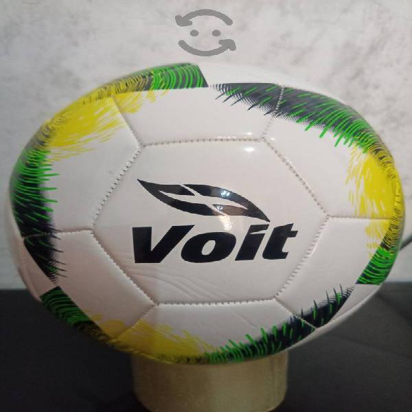 Balón de fútbol no 5 voit liga mx nuevo original