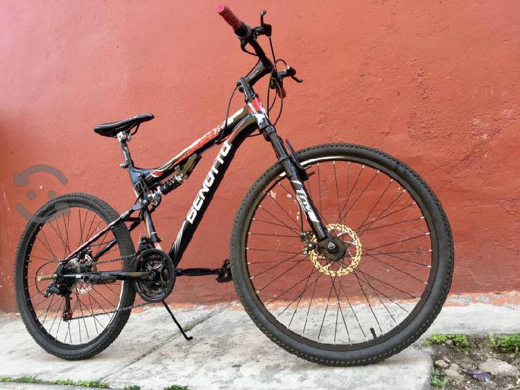 Bicicleta benotto nueva