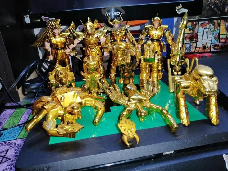 Caballeros del zodiaco bandai 2001