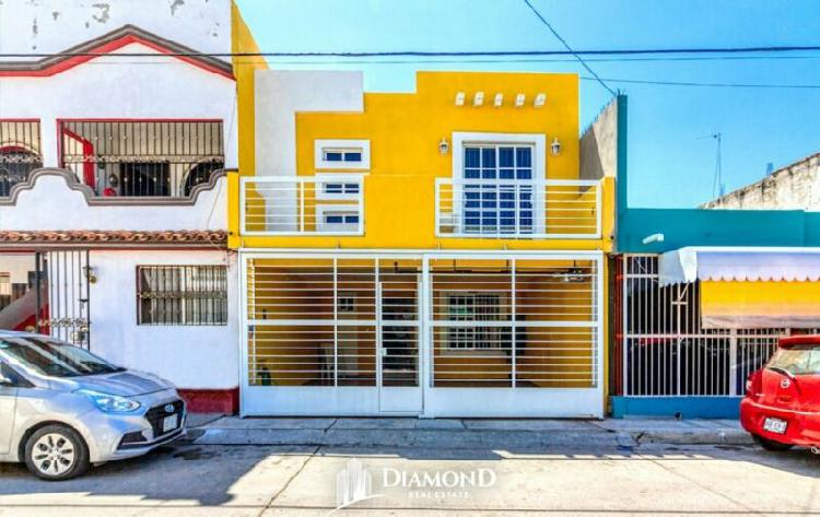 Casa en venta en mazatlan infonavit playas