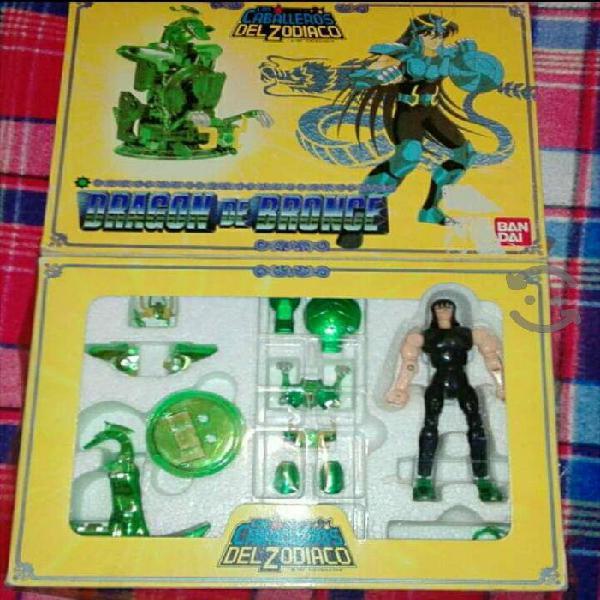 Caballeros del zodiaco vintage dragon 1987
