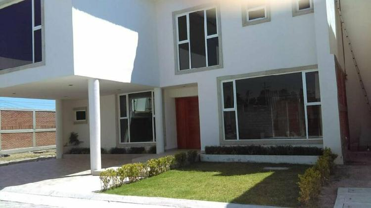Casa en venta en Metepec cerca de Av. Estado de México