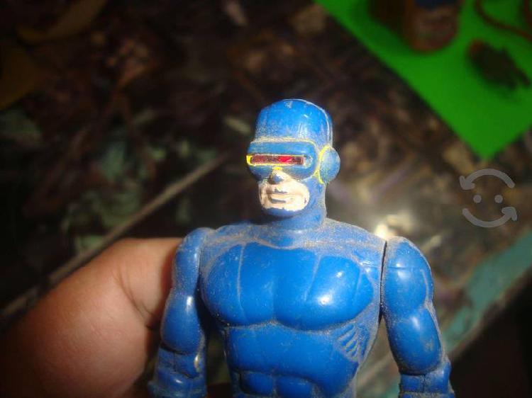 Ciclops toy biz juguete vintage