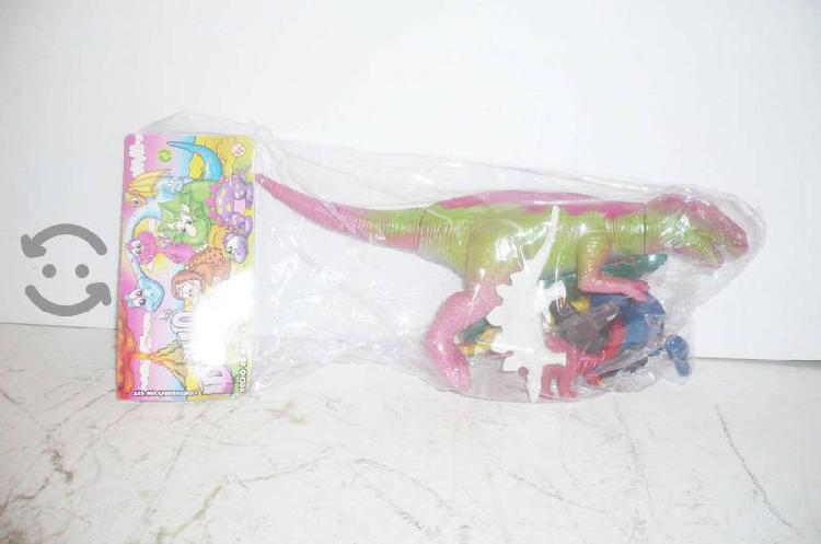 Dinosaurio t rex paquete maqueta - figuras juguete