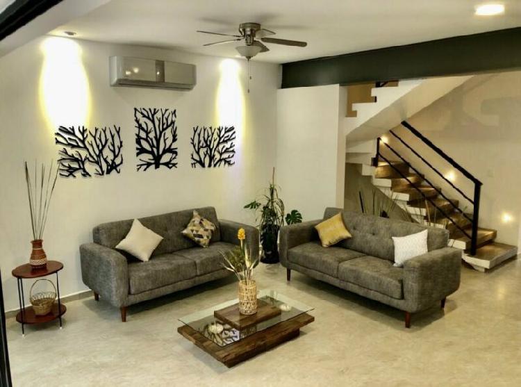 Hermosa residencia NUEVA en Residencial Aqua