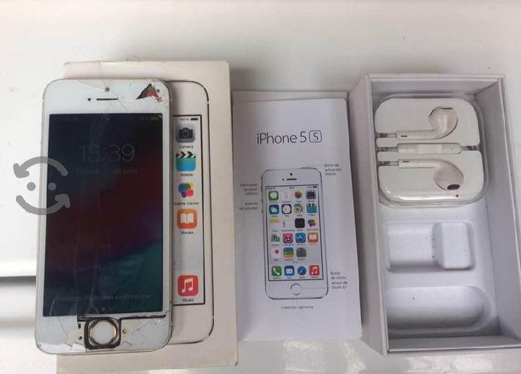 Iphone 5s 16 liberado