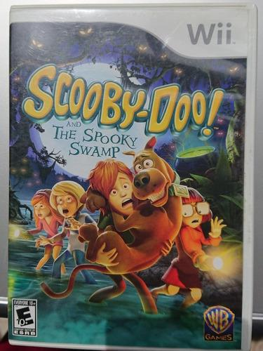 Juego Scooby-doo! And The Spooky Swamp (wii)