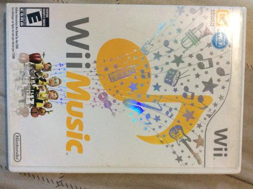 Juegos nintendo wii 3x2 wii music