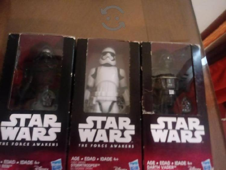Juguetes de colección de la película star wars