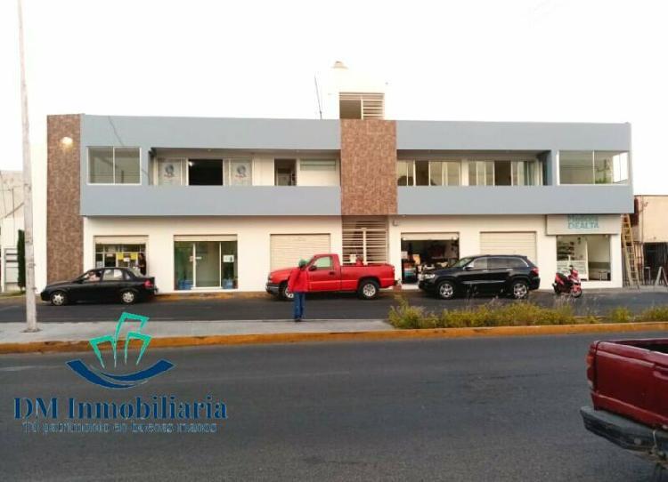 LOCALES COMERCIALES PLANTA ALTA EN RENTA PUEBLA PUEBLA
