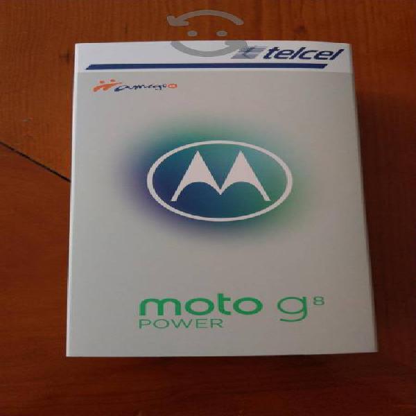 Motorola g8 power (nuevo)