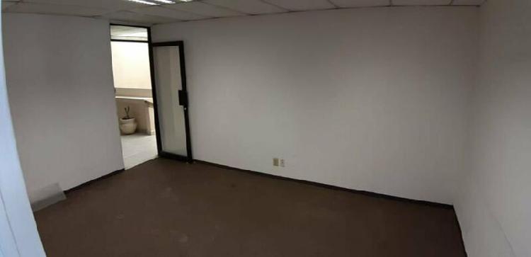 Oficina en renta en plaza financiera 120m