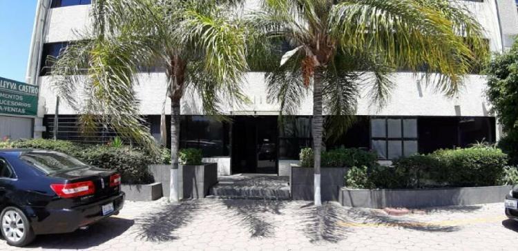 Oficina en renta plaza financiera 260m
