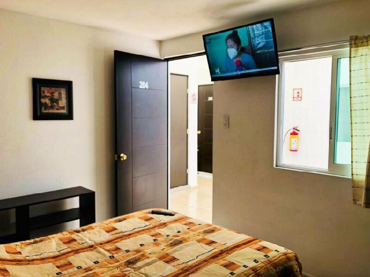 Rento habitaciones amuebladas con servicios buap medicina
