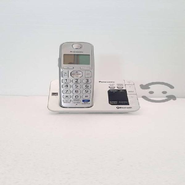 Teléfono panasonic kx tge260 dect 6.0 de uso