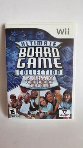 Ultimate board game collection wii wiiu 12 juegos de mesa!!!