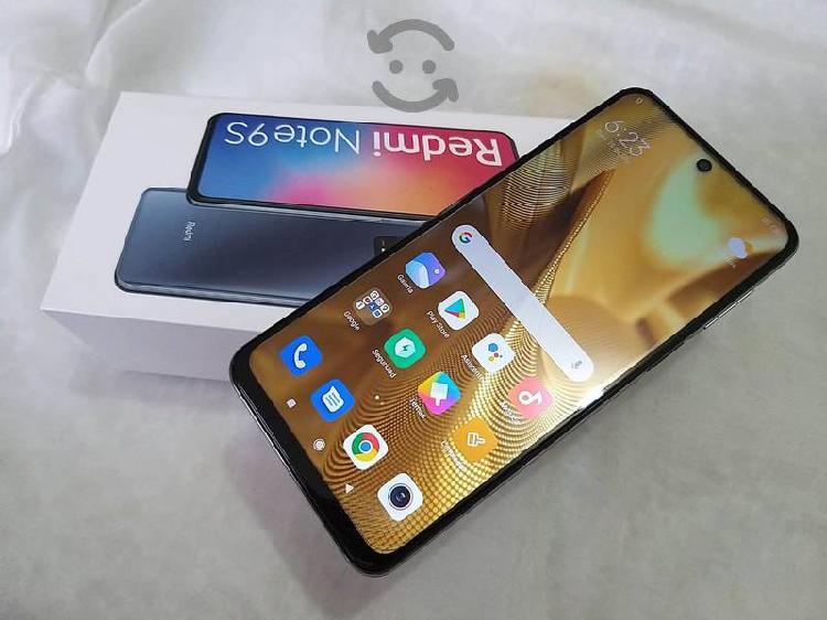 Xiaomi redmi note 9s libre 128gb