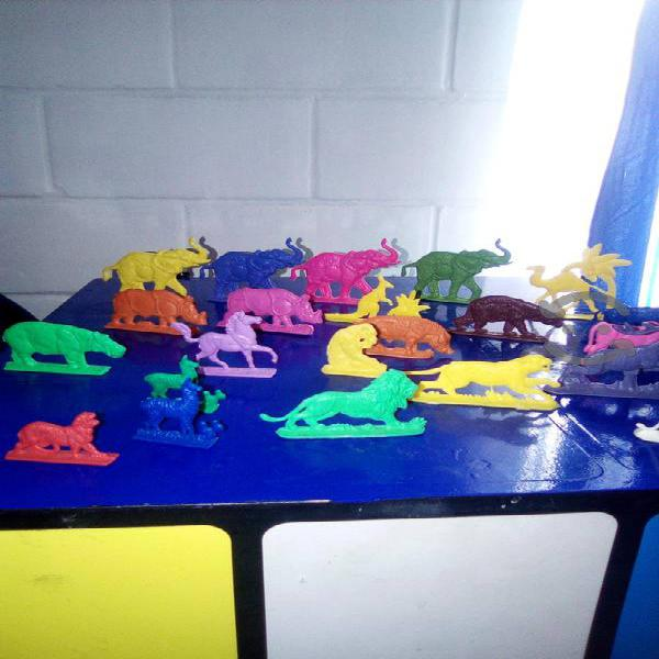 Figuras de animales, juguete alemán