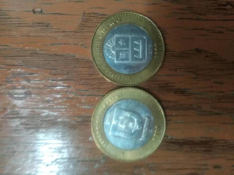Monedas de 100