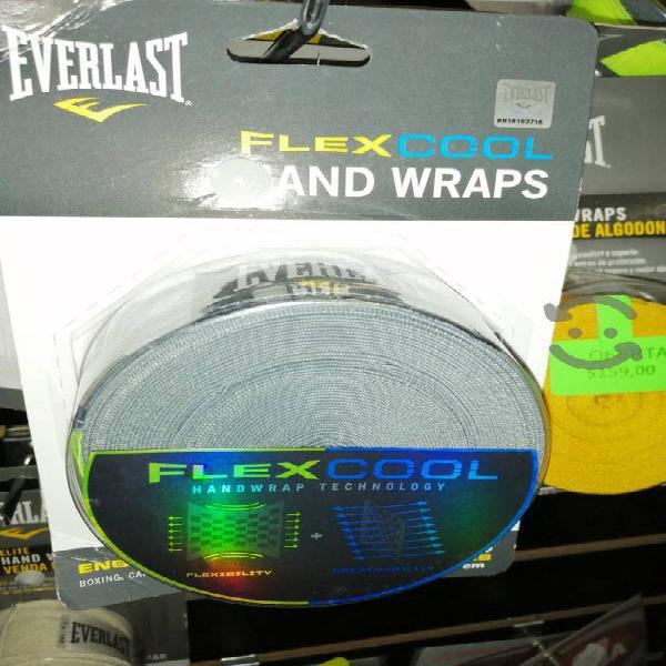 vendas para box everlast Flexcool profesional