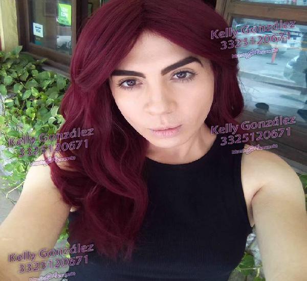 Hermosa chica trans pasiva ofrezco mis servicios de sexo