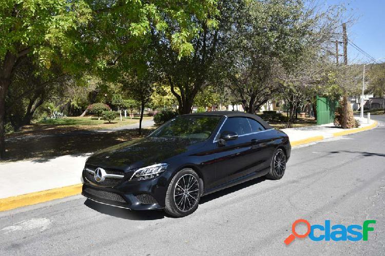 Mercedes C200 Convertible Hybrid 2019