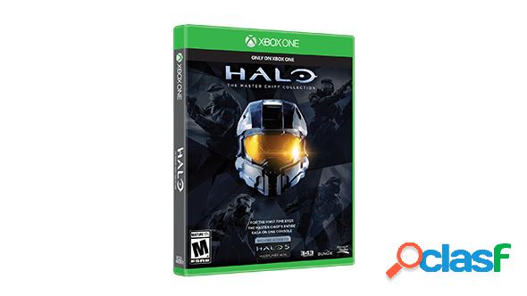 Halo: the master chief collection, xbox one - producto digital descargable