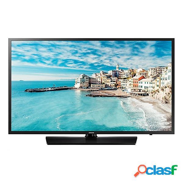 Samsung hg43nj470mfxza pantalla comercial led 43'', full hd, widescreen, negro