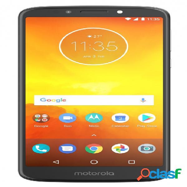 "Smartphone motorola moto e5 5.7"", 1440 x 720 pixeles, 16gb, 2gb ram, 3g/4g, android 8.0, gris"