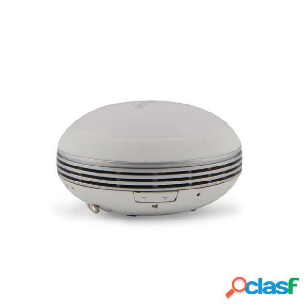 Microlab bocina portátil sp-m102wh, alámbrico, 1w rms, usb, blanco