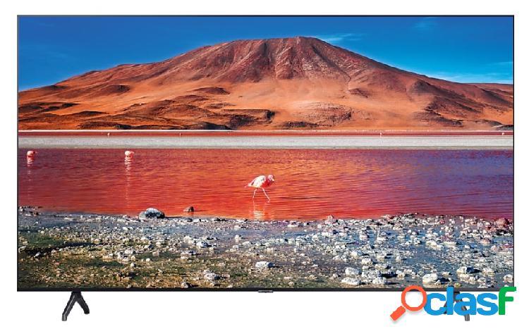 "Samsung smart tv led un50tu7000pxpa 50"", 4k ultra hd, widescreen, negro"