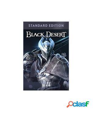 Black desert: standard edition,xbox one - producto digital descargable
