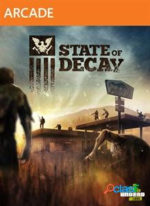 State of decay, xbox 360 - producto digital descargable
