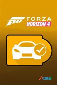 Forza horizon 4: car pass, xbox one - producto digital descargable