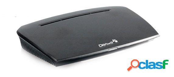 Denwa celda para teléfonos dect dw-x410-sa, 5 canales, hasta 20 usuarios