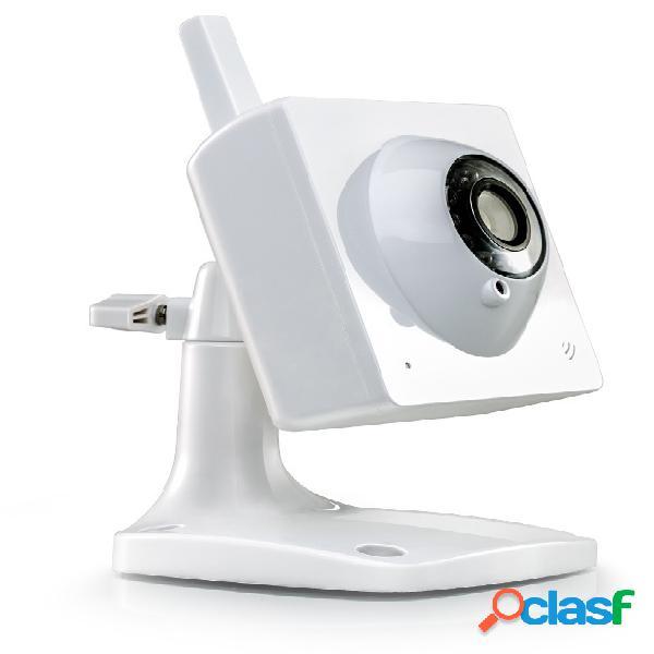 Tenda cámara smart wifi cubo ir para interiores c3, inalámbrico, 640 x 480 pixeles, día/noche