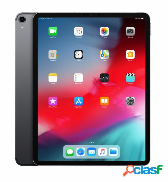 Apple ipad pro retina 12.9'', 64gb, wi-fi + cellular, space gray (3.ª generación - noviembre 2018)