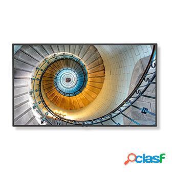 """Nec p554 pantalla comercial lcd 55"""", full hd, widescreen, negro"""
