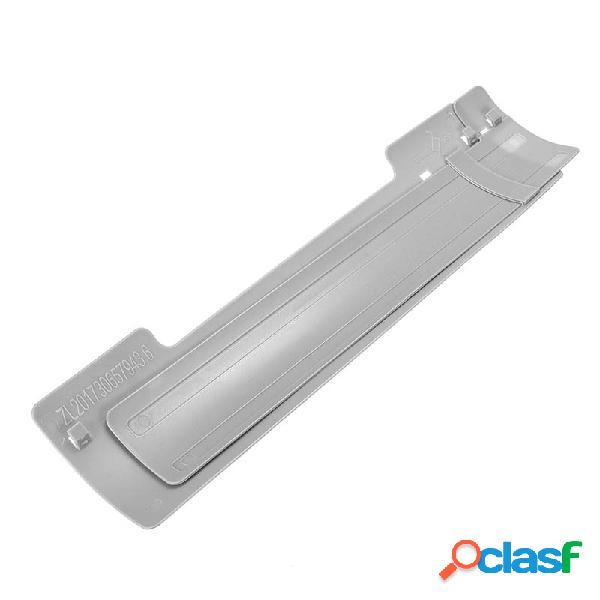 Aire acondicionado protector de viento deflector de gas de viento frío deflector retráctil placa de expansión de plástico