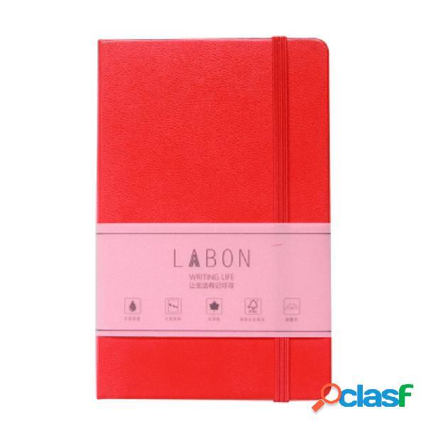 Bullet journal notebook medium a5 hardcover dot grid journal