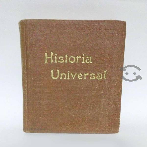 Elementos de historia universal félix sánchez y c