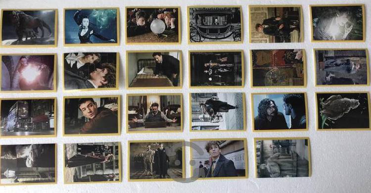 Estampas harry potter magical sticker album