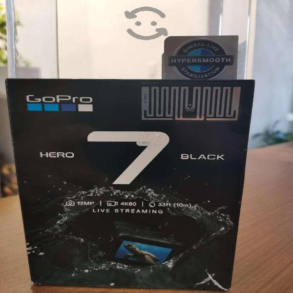 Gopro hero 7 black + gopro 3-way