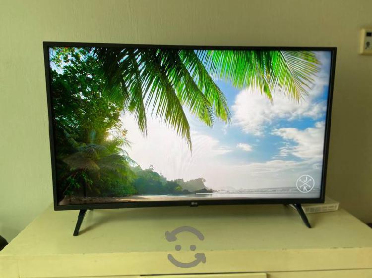 Lg smart tv 43 pulgadas 43lm63