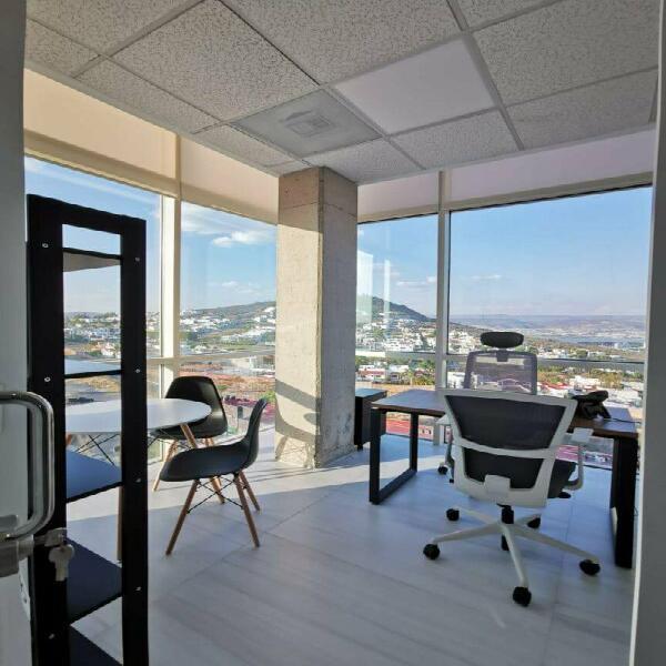 Tu nueva oficina en excelente ubicación y a un súper