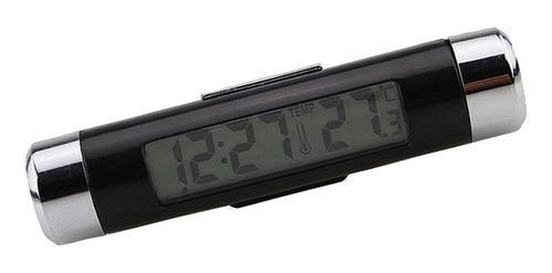 Termómetro digital con pantalla lcd para coche, termómetro