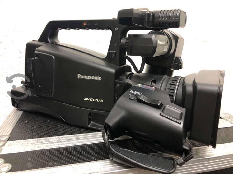 Videocámara profesional hd panasonic ag-hmc80