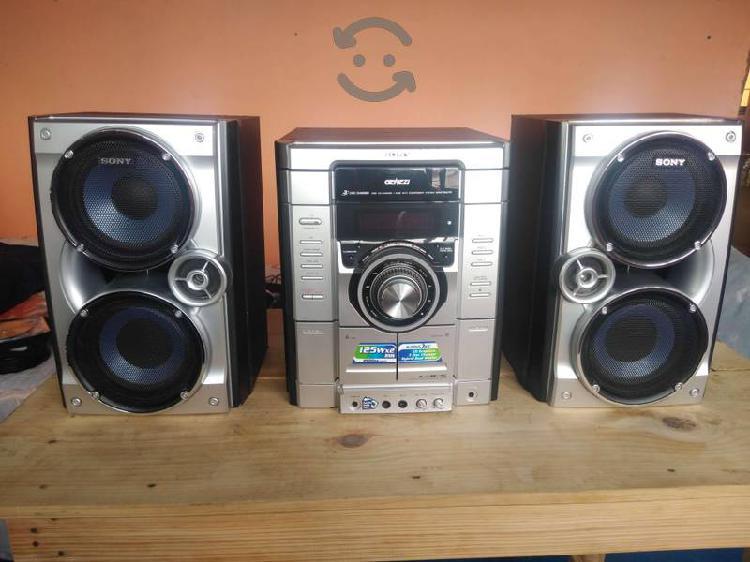 Dos modulares sony