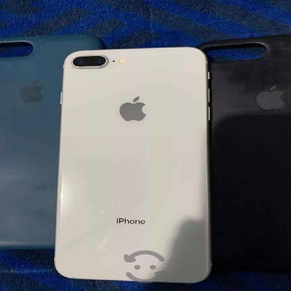 Apple iphone 8 plus 256 gb blanco