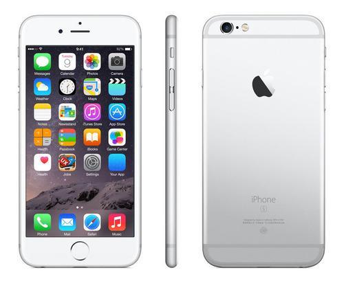 Apple iphone 6s plus teléfono móvil 128gb color plata